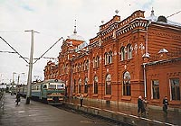 Горьковская железная дорога - история создания