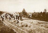 Западно-Сибирская железная дорога - история создания