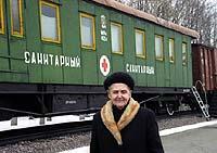 Военно-санитарные поезда