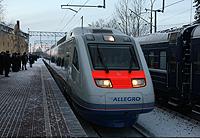"""Поезд """"Аллегро"""""""