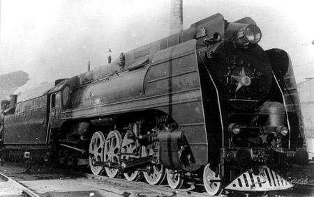 История последнего советского паровоза «П36»