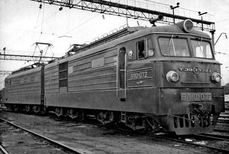 История электровоза «ВЛ10»