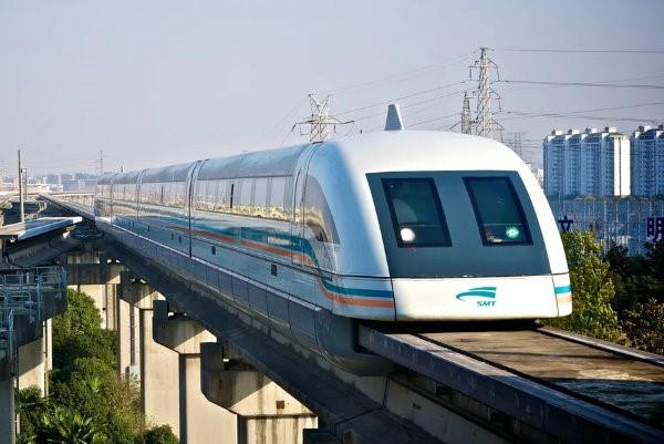 Маглев - поезда на магнитной подушке