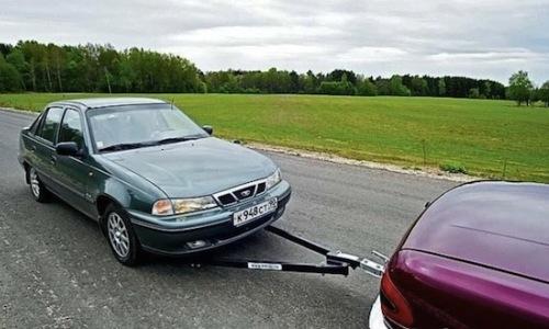 Буксировка автомобиля с АКПП. Тонкости, которые точно нужно знать