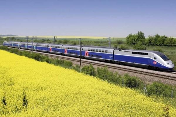 Чем хороши поезда Франции