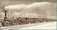 История железных дорог 19 век, XIX век - 1836 год