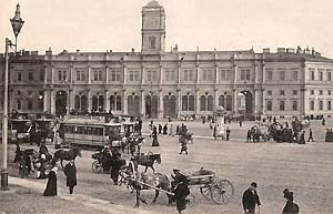Ленинградский вокзал (Москва)
