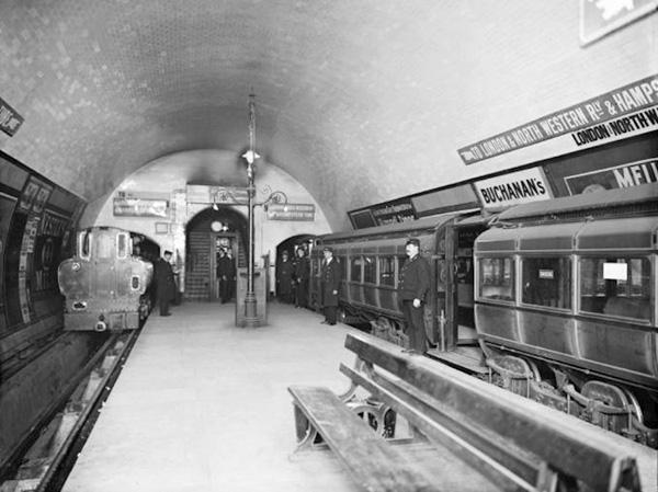 Железнодорожные вокзалы Лондона