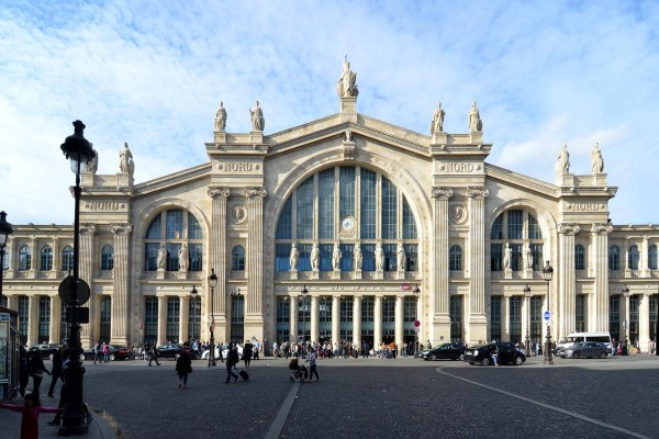 Самые красивые вокзалы