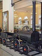 История железных дорог 19 век, XIX век - 1834 год