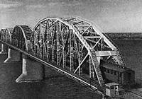 Мост через реку Амур