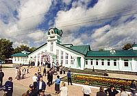 Станция Мошково