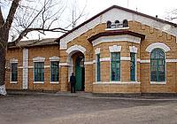 Станция Мокрая Буйвола
