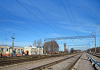Станция Уразово