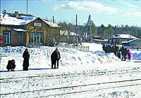 Станция Сказ