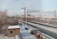 Станция Сладкое