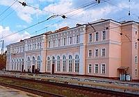Станция Скуратово
