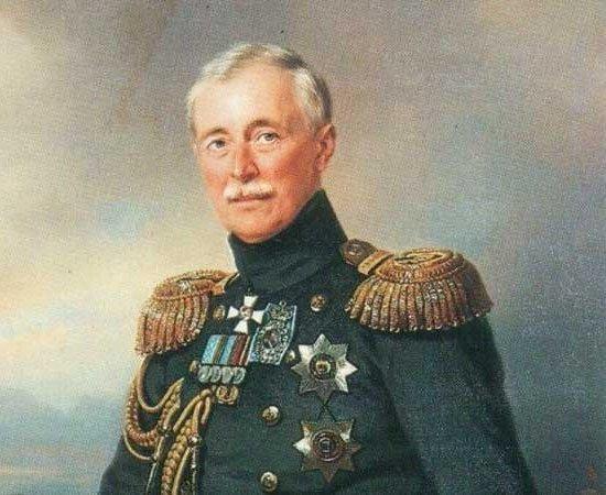Петр Андреевич Клейнмихель